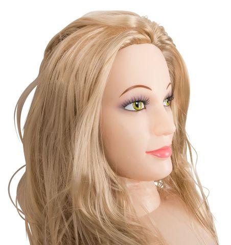 Секс-кукла с вибрацией Shy Camilla