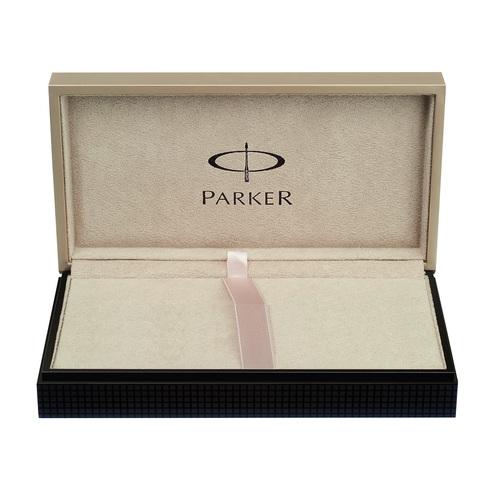 Parker Premier - Custom Tartan ST, шариковая ручка, M