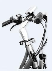 Держатель для переднего велокресла Bobike - 2