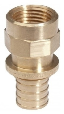 Переходник Rehau 25-Rp 1/2 RX с ВР внутренней резьбой (арт. 13660701001)