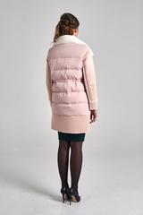 Куртка удлиненная с широким воротником интернет магазин