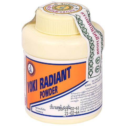 Антибактериальный тальк Yoki Radian Powder. 60 мл.