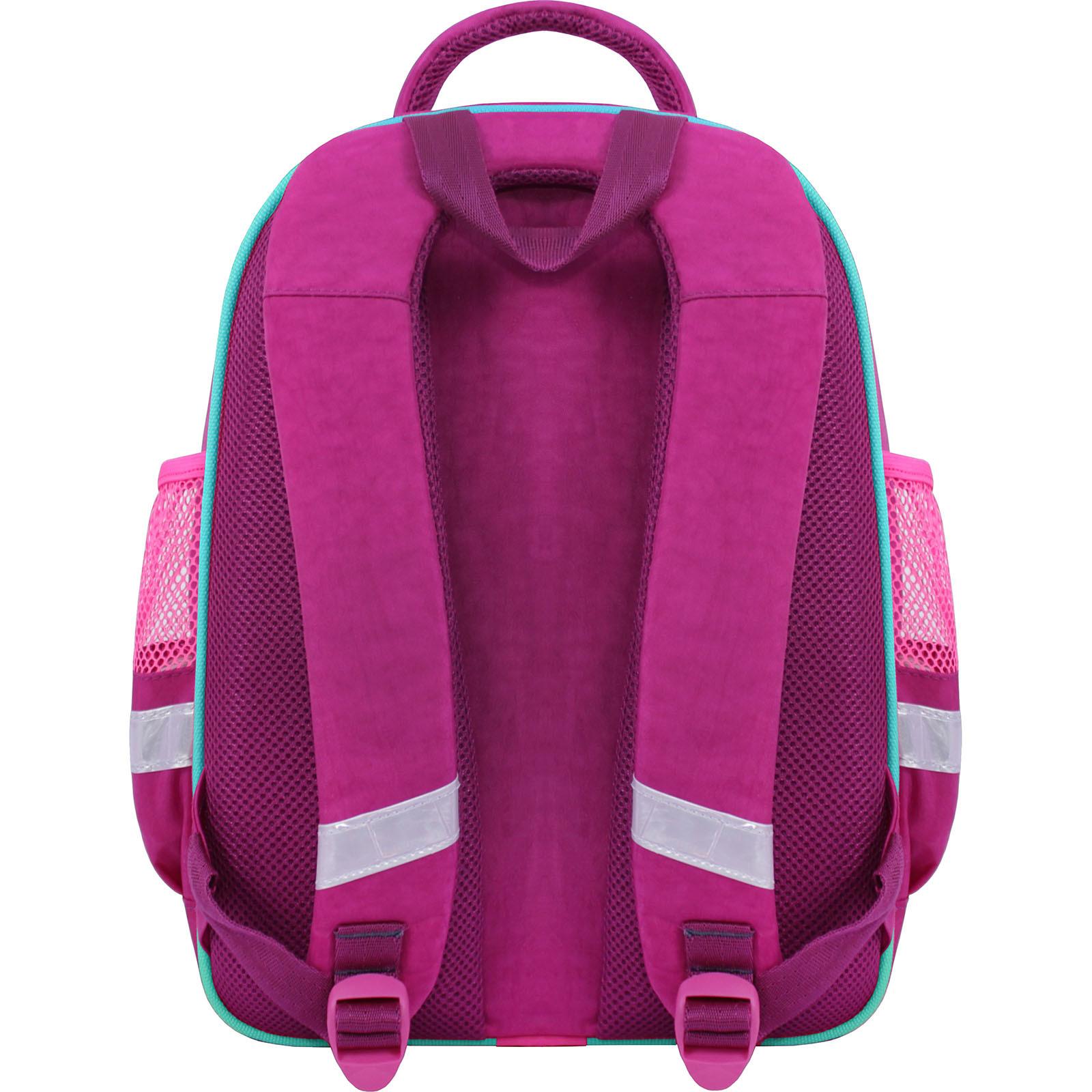Рюкзак школьный Bagland Mouse 143 малиновый 617 (0051370) фото 3