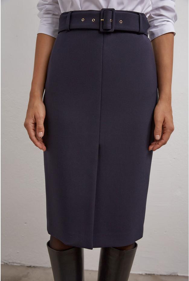 Michela - Прямая юбка миди
