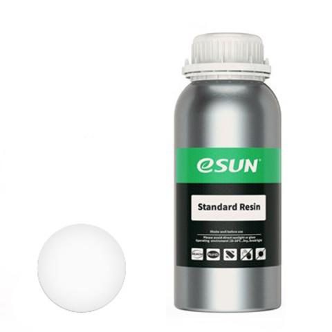 Фотополимер ESUN Standard прозрачный (0,5 кг)