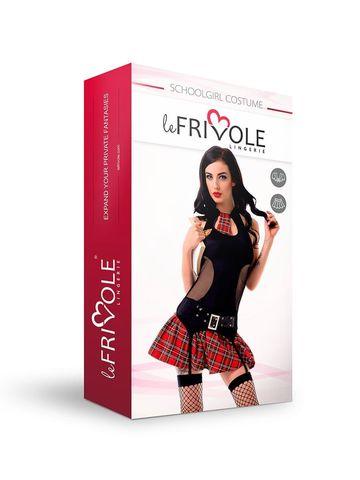 Эротический костюм для ролевых игр Le Frivole Школьница-задира, размер М