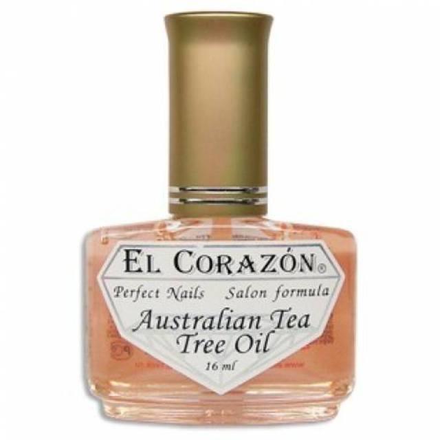 Масло австралийского чайного дерева с уникальными растительными экстрактами El Corazon № 425 AustralianTea Tree Oil