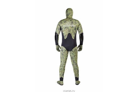 Гидрокостюм Scorpena C3 7 мм Green Camo – 88003332291 изображение 4