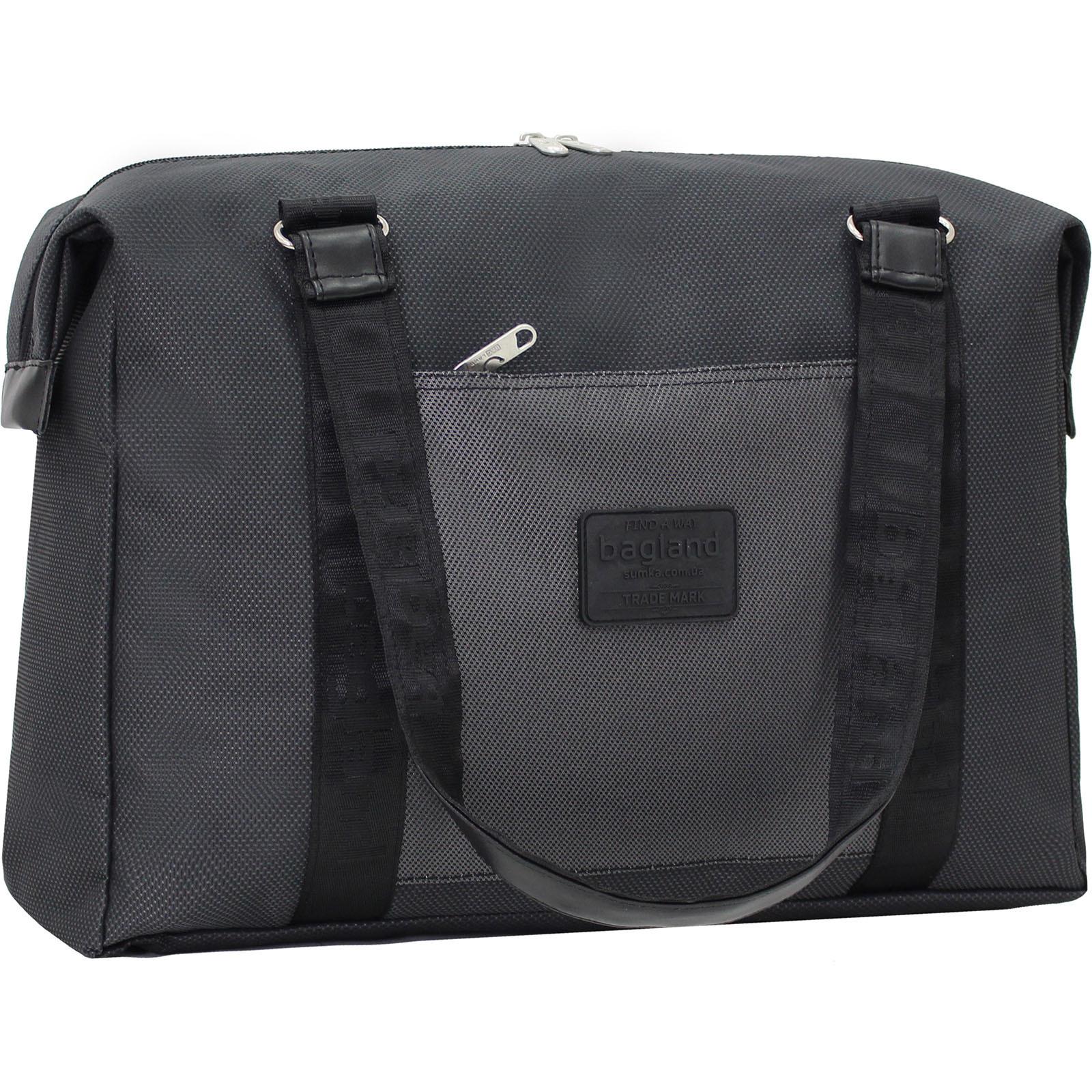 Дорожные сумки Сумка Bagland Fashion 19 л. Чёрный (00305169) IMG_9788.JPG