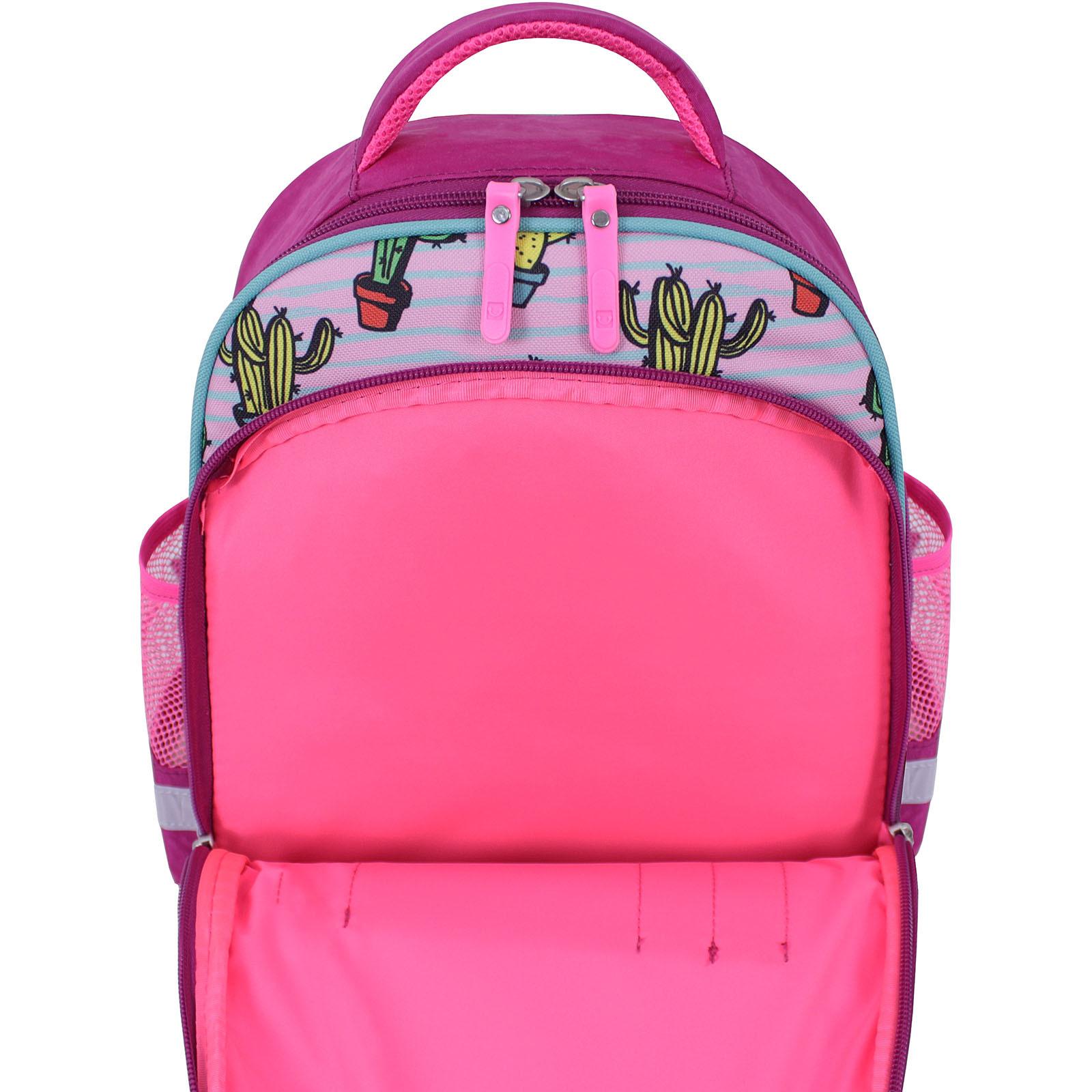 Рюкзак школьный Bagland Mouse 143 малиновый 617 (0051370) фото 4