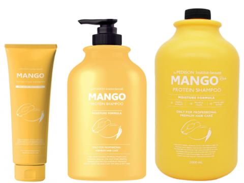 EVAS Pedison Шампунь для волос МАНГО Institute-Beaute Mango Rich Protein Hair Shampoo