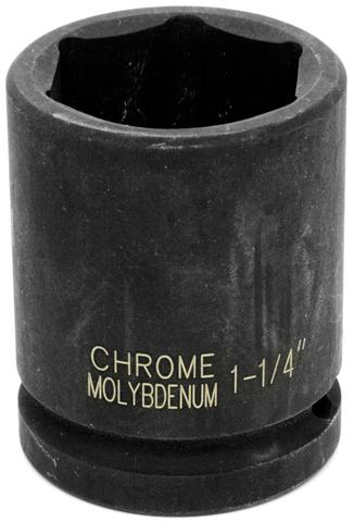 Торцевой ключ для ударных гайковертов 1/2'' (19х38 мм)