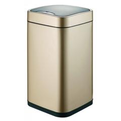 Ведро для мусора WeltWasser WW RONE CG 12L шампань золото