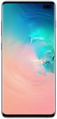 Смартфон Samsung Galaxy S10+ 12/1024GB (Перламутр) EAC