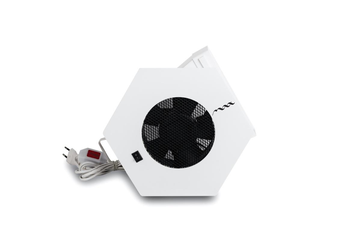 Пылесос MAX встраиваемый Ultimate 4 белый (65Вт)