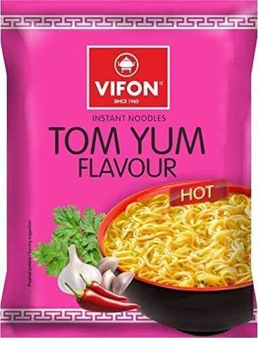 Лапша пшеничная Vifon со вкусом
