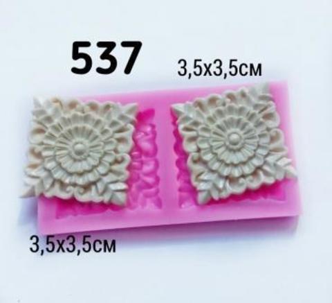 0537 Молд силиконовый Плитка