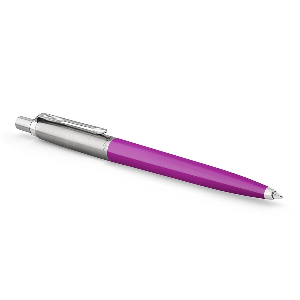 Parker Jotter Color - Pink, шариковая ручка, M