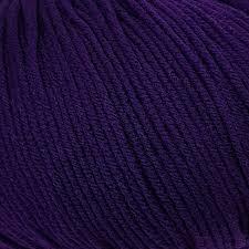 Пряжа Lana Gatto Supersoft 19045 фиолетовый ирис