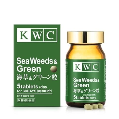 Морские водоросли, KWC, 150 таблеток