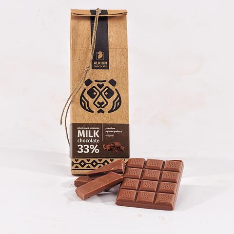 Шоколад Алкион молочный