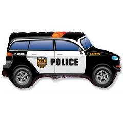 F Полицейская машина, 48*85см, 1 шт.