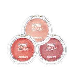 Румяна peripera Pure Beam Flash Cheek 5g