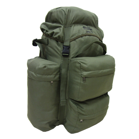 Рюкзак туристический Tramp Setter 60 TRP-025 (серый)