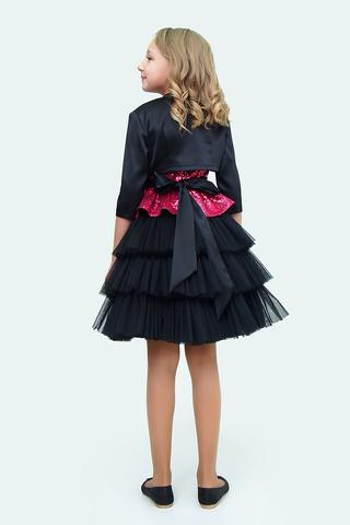Платье детское + болеро (артикул 2Н114-6)