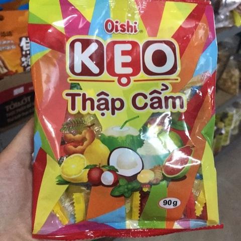 Конфеты Oishi KEO ассорти - 90 гр.