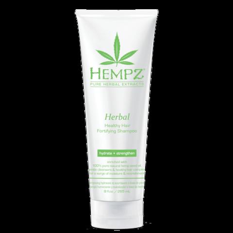 Шампунь растительный укрепляющий  Здоровые волосы / Hempz Herbal Healthy Hair Fortifying Shampoo