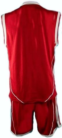 Форма баскетбольная ASICS SET MAGIC T209Z4 (2601) спина