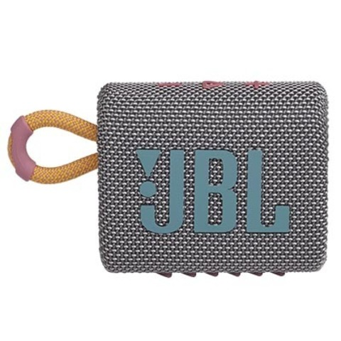 JBL GO 3, Серый