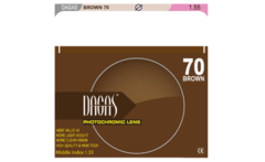 Dagas 1.55 SP HMC photochromic