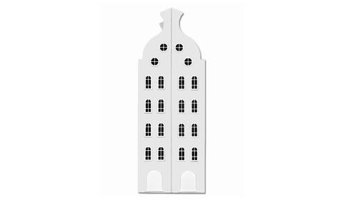Шкаф-домик двухстворчатый XL-2 (Н)