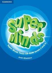 Super Minds 1 - 2 Tests CDR