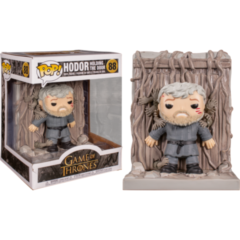 Фигурка Funko Pop! Deluxe: Game of Thrones - Hodor Holding the Door