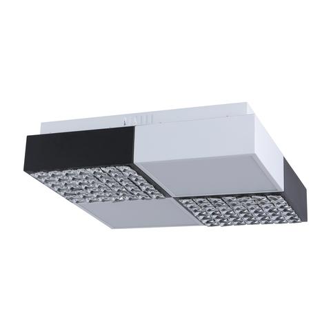Светильник светодиодный 16016/4WT+BK Белый/Черный с Пультом