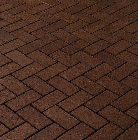 Vandersanden - Wega, коричневый, 200x100x45 - Клинкерная тротуарная брусчатка