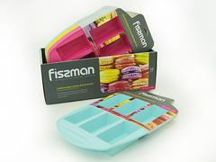 """6701 FISSMAN Форма для выпечки """"Батончики"""" 30x20x3,4 см"""