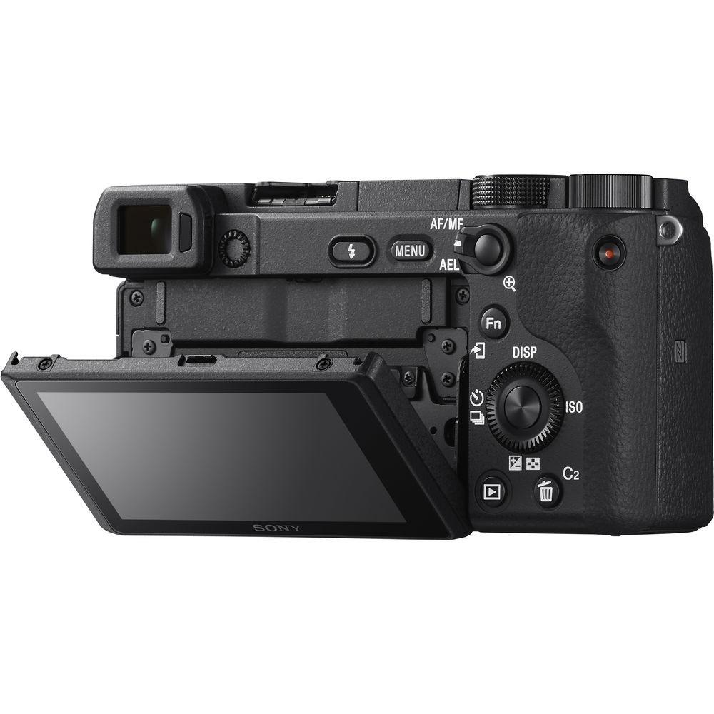 Фотокамера Sony Alpha A6400 body (без объектива)