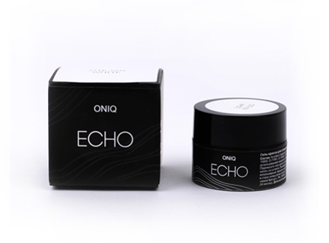 OTE-001 Гель-краска для стемпинга. Echo: White
