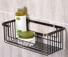 Полка в ванную WasserKRAFT K-744 металлическая