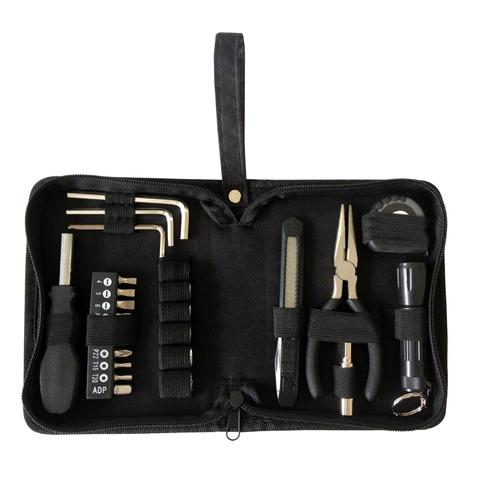 Набор инструментов Stinger, 26 предметов, в нейлоновом чехле, чёрный