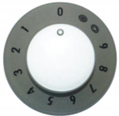 Ручка регулировки мощности конфорками с тремя зонами нагрева плиты GORENJE 153697, 233350