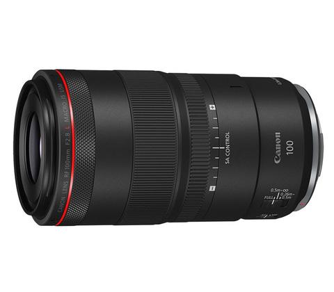 Объектив Canon RF 100mm f/2.8 L Macro IS USM