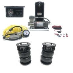 Hyundai H1 / Starex / Grand Starex (задний или полный привод, подвеска пружинная) пневмоподвеска задней оси+ С У 2 контура 215PS (ресивер)