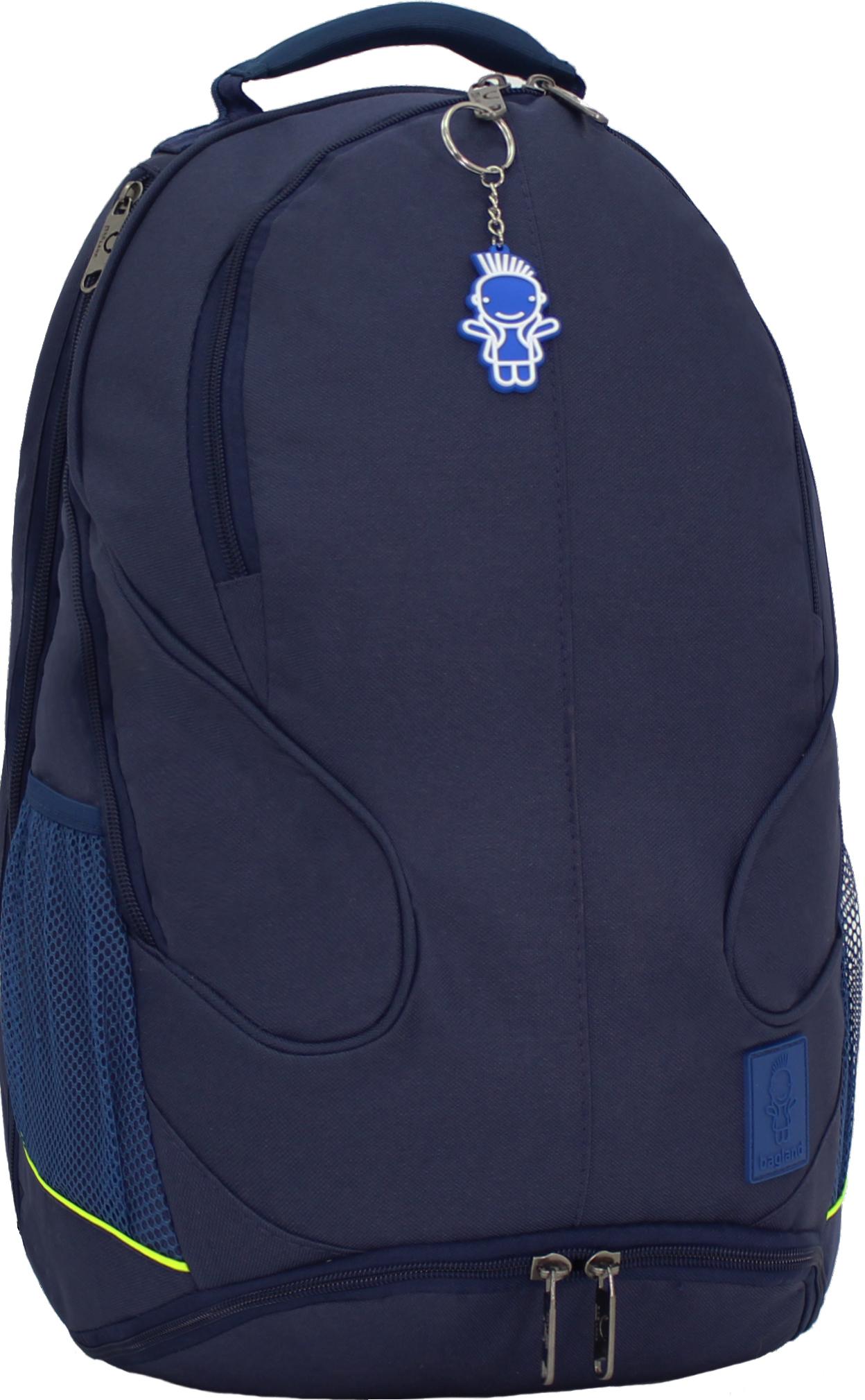 Рюкзаки для ноутбука Рюкзак для ноутбука Bagland Рюкзак ZOOTY 24 л. Чёрнильный (00531662) IMG_1221.JPG