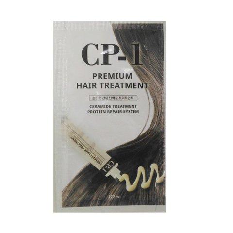 Протеиновая маска для волос Premium Protein Treatment  CP-1 ESTHETIC HOUSE 14 мл