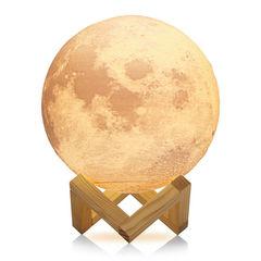 Светильник-ночник 3D шар  Луна Moon Lamp